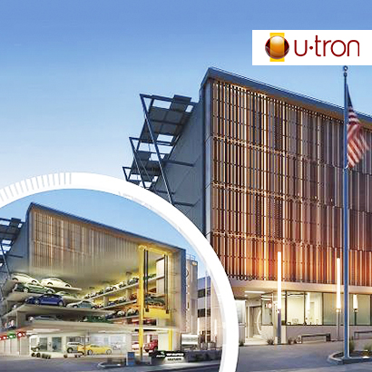 U-tron Fully Automated Parking Solutions